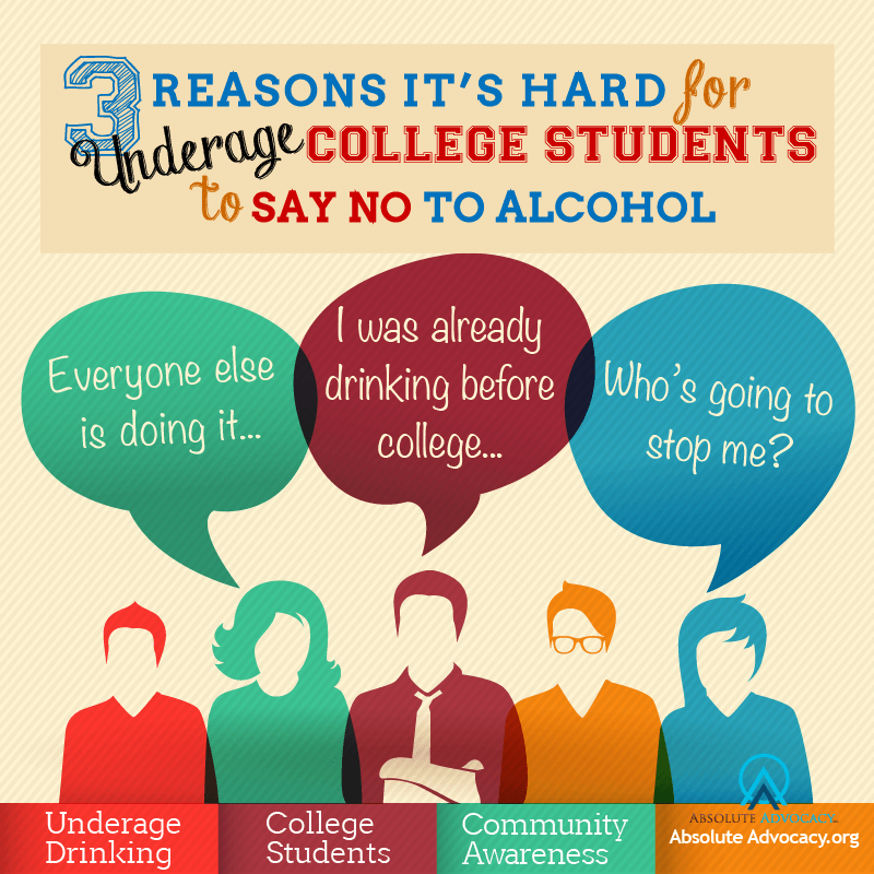 reasons why college students drink Why do college students love getting wasted new research uncovers the secret attraction of binge drinking an expert explains the surprising results.